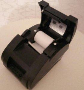 Принтер для чеков 58мм