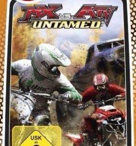 MX v s ATV untamed ( PSP )