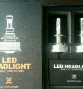 Светодиодные лампы H7 LED headlight