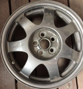 Литые диски Тойота Приус R16
