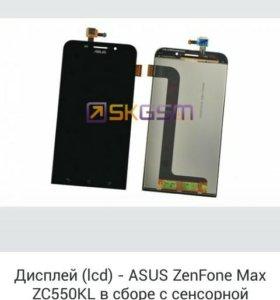 Модуль asus zenfone max zc550kl
