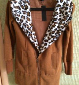 Пальто - кофта