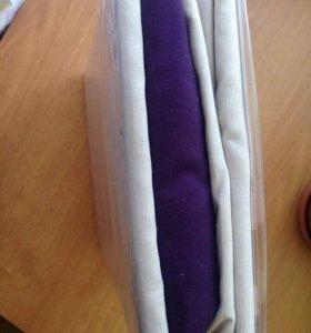 Постельное бельё (сатин) 1,5ка