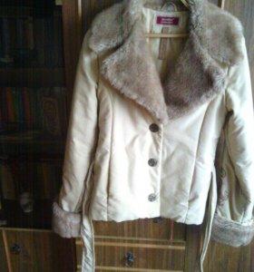 Куртка на осень-весну