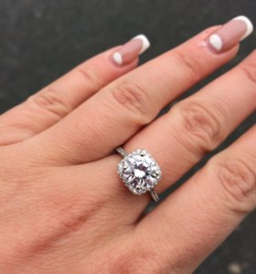 Новое кольцо ! Серебро