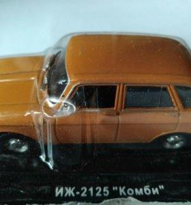 Модели советских автомобилей