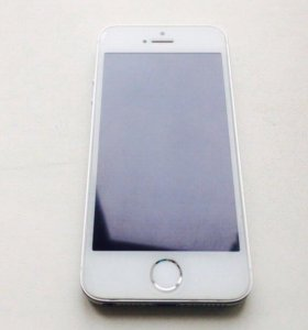 iPhone 5s,32gb,silver🍏