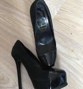 Туфли женские saint laurent ( ив сэн лоран)