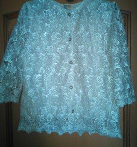 Блуза кружево👆