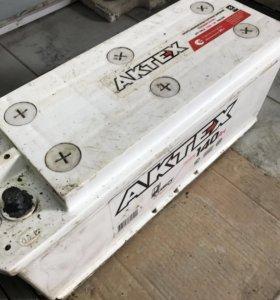 Аккумулятор AKTEX 140Ah (Б/У)