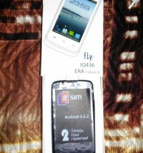Телефон fly IQ436
