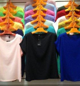 Блузки 46-50