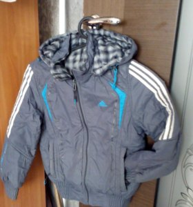 Куртка на мальчика (8-9 лет)весна-осень