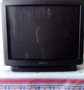 "Телевизор SONY 21"""