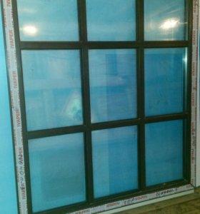 Окно металлопластиковое
