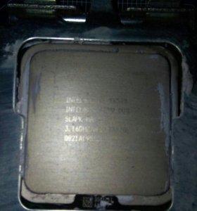 Матенская плата+ процессор.