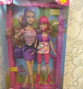 Кукла Барби, в наборе 2 шт