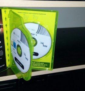 Диск Halo4 XBOX360