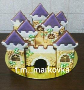 Пряничный замок