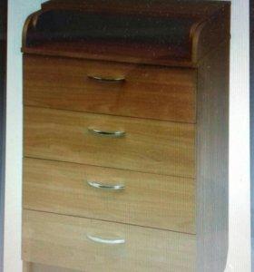 Камод с пеленальным столиком