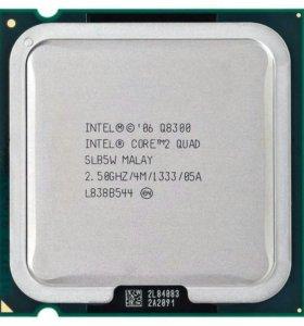 Процессор intel q8300