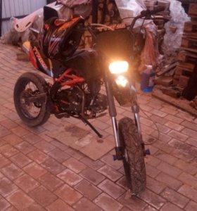 Ирбис ттр 125