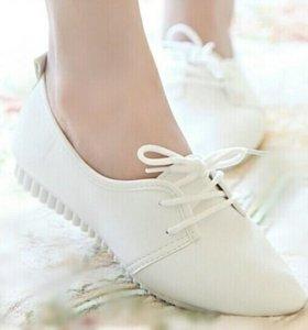 Новые ботиночки весна-лето-осень