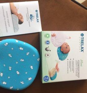 Подушка ортопедическая детская