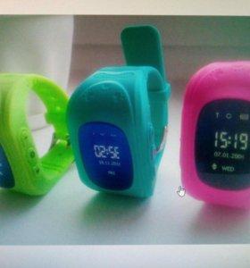 Умные часы Bluetooth, GPS, SIM Q50 оригинал