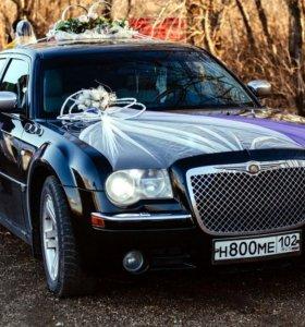 Аренда авто на свадьбу и встречу из роддома