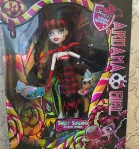 Кукла Монстр хай, новая