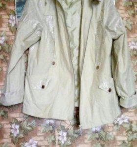 Летняя куртка