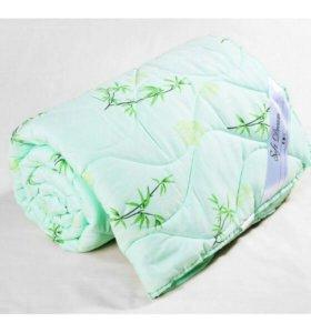 Всесезонное бамбуковое одеяло Евроразмер