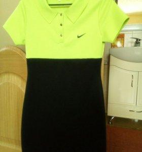 Спорт-платье