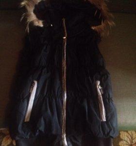 Безрукавка (куртка)