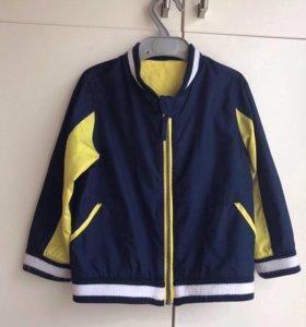 Ветровка morhercare (куртка) для мальчика 98