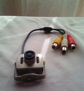 Камера ,видео глазок.