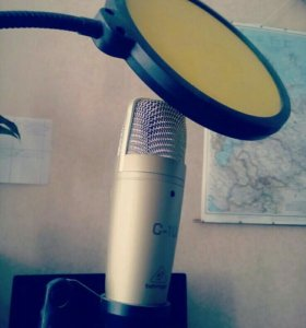 Микрофон Behringer C1-U