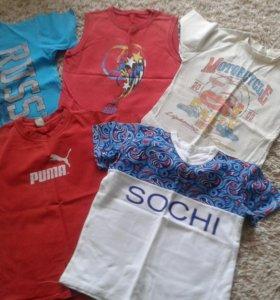 футболки р 146