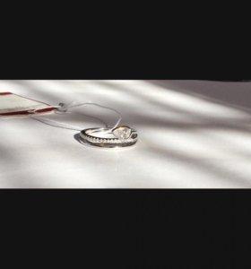 Серебро 925 проба с куб.цирконами