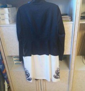 Весеннее лёгкие пальто-пиджак
