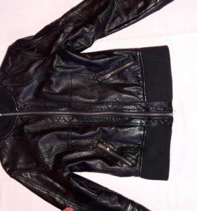 Куртка женская кож