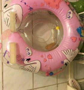 Круг для купания музыкальный