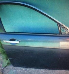 Передняя правая дверь Honda Accord 7