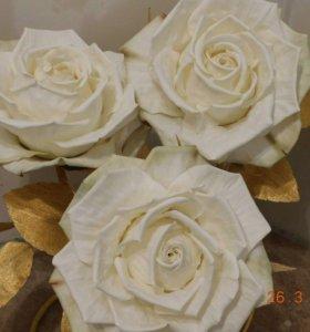 Цветы для напольной вазы