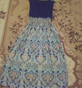 Платье новое. Размер 46-48.