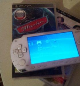 Портативная приставка PSP