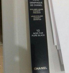 Тушь шанель чёрная