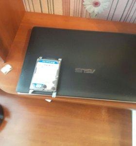 Ноутбук на запчасии