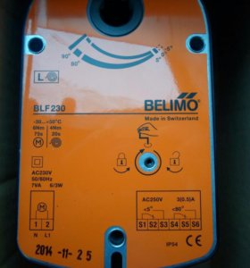 Электромеханический привод Belimo BLF230